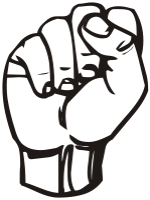liftarn_Sign_language_S_fist