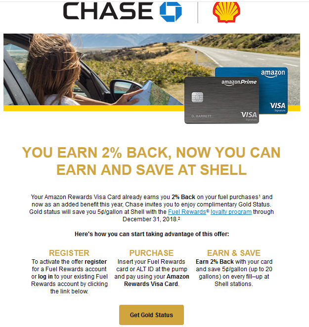 gold status shell fuel rewards for chase sapphire myfico forums 5177566 - How To Use Shell Fuel Rewards Card