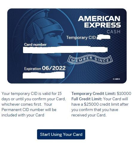 Amex Cash Magnet approval - myFICO® Forums - 5272043