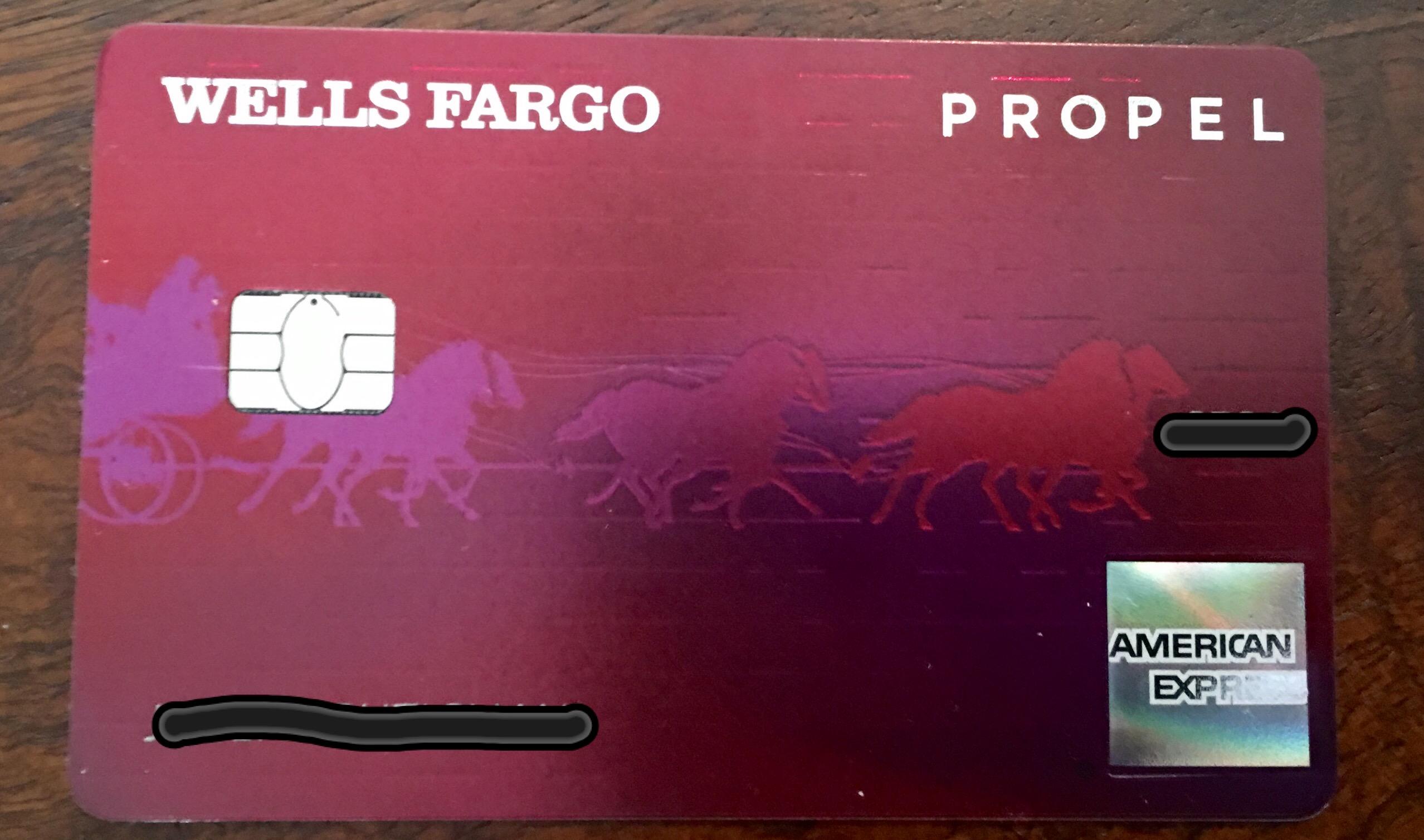 Wells Fargo Propel Aesthetics It S Here Page 2