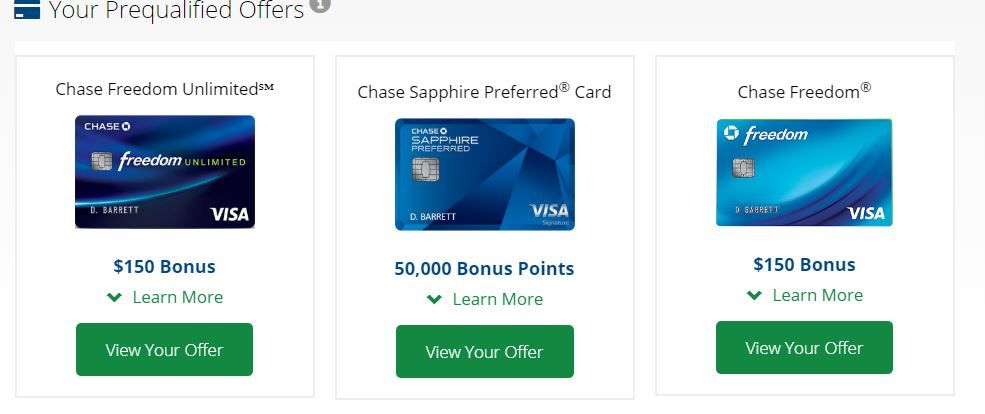 Chase Pre Approval >> Chase Pre Approval In Chase Credit Journey Myfico Forums 5340187