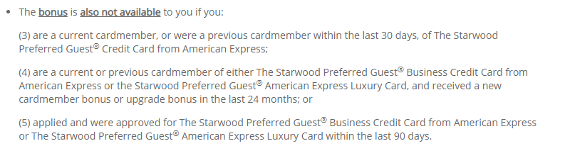 Marriott rewards premier plus business credit car myfico i have the spg personal card from april does anyone have experience of not getting the reward with that colourmoves