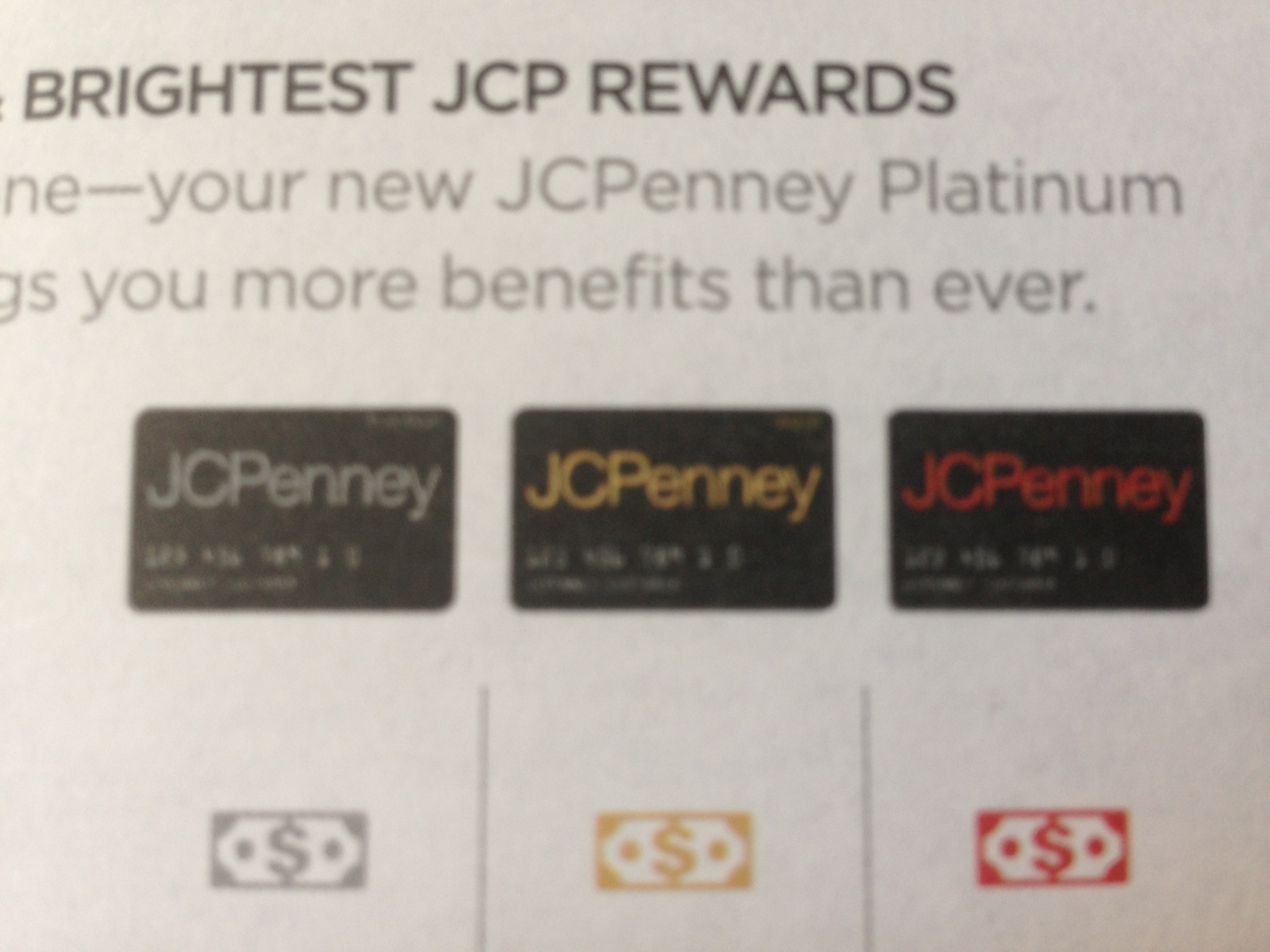jcp rolling out new cards myfico forums 2443595 - Jcpenney Rewards Credit Card