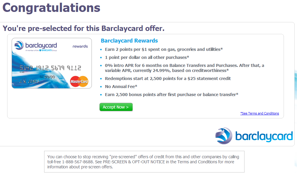 Barclays Credit Card Application Process Aderichie Co